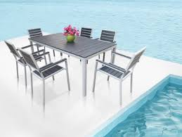Aluminum Patio Tables Sale 7 Pc Dining Table Set I Buy Now I Mangohome