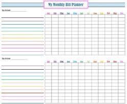 25 unique bill planner ideas on pinterest bill organization