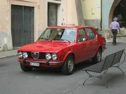 maserati fiat alfa romeo alfetta 1 8 alfa romeo automobili pinterest
