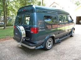 Conversion Van With Bathroom Buy Used 1997 Dodge B2500 5 9l Wheelchair Accessible Handicap
