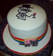 Meme Birthday Cake - 18 cakes inspired by memes mental floss