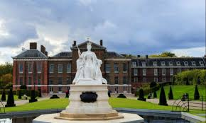 Kensington Pala Prince Harry And Prince William Commissioned A Statue At