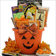 vegetarian gift basket spooky treats gift basket for kids ages 3 to