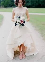 high to low wedding dress high low lace wedding dresses with boots naf dresses