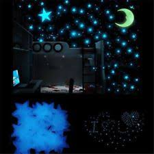 Glow In The Dark Home Decor Glow In The Dark Décor 3d Wall Panels Art Ebay