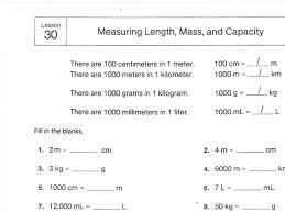 all worksheets length worksheets year 4 printable worksheets