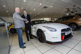 nissan gtr used uk first uk customer of the nissan gt r nismo gets special treatment