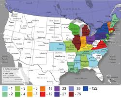 Large Map Of United States by Where Is Illinois Location Of Illinois Illinois Map Chicago