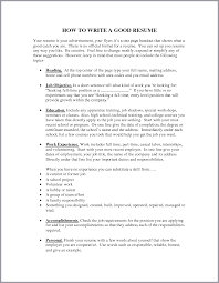 how to write a one page resume cover letter how to write up a good resume how to write a good cover letter how to write up a good resume howhow to write up a good resume