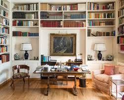 librerie bianche foto e idee per studi studio classico con libreria