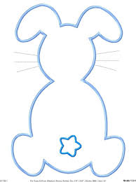 pin the tail on the bunny template easter pinterest face