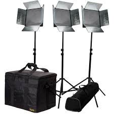 led studio lighting kit ib1000 ib1000 bi color led studio light