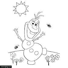 snowman coloring pages pdf frozen disney coloring pages coloring book coloring pages online