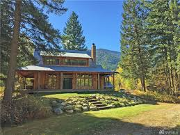 featured properties in winthrop mazama twisp carlton methow