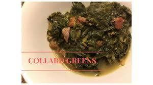 southern collard greens and smoked ham hocks recipe thanksgiving