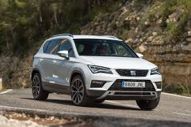 seat ateca vs tiguan new seat ateca 2016 review u2013 good looks and great build quality