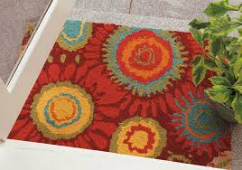 Indoor Outdoor Rug Colorspree Indoor Outdoor Rugs Modern Entry Boston By