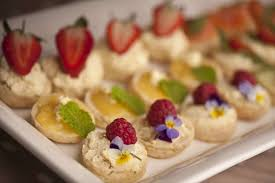 cuisine canapé lemon and lavender scone canapes recipe all recipes uk