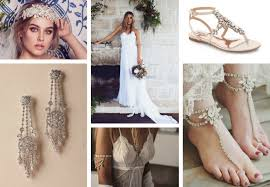 wedding dress accessories guide to boho bridal accessories garden and