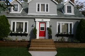 cape cod gray exterior paint images home design simple under cape