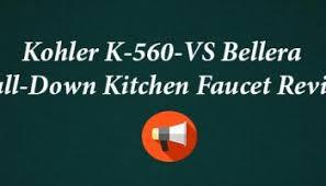 kohler k 72218 vs touchless kitchen faucet review