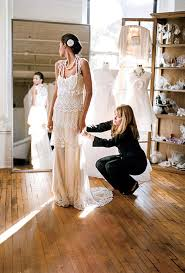 bridal consultant the best bridal salons in chicago strapless wedding dresses
