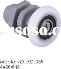replacement curved shower door roller assembly replacement curved
