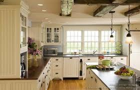 kitchen delightful white country kitchen cabinets beadboard