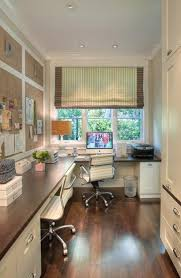 Two Desks In One Office 15 Small Home Office Designs Saving Energy Space And Creating