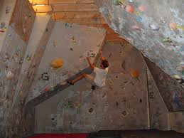 mit climbing wall about