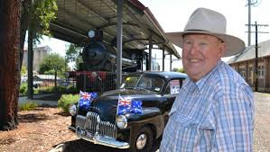 first car ever made holden history here in its original glory western advocate