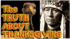 thanksgiving thanksgiving history on