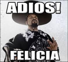 bye felicia memes comics and memes