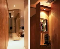 high tech closet house by consexto