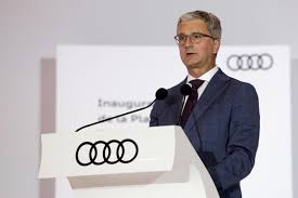 audi ceo audi ceo to renewed vw emissions inquiry sources