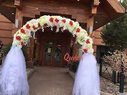 hamilton wedding decorations reception ceremonies and events