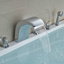 Bathtub Faucet Sets Best 25 Waterfall Bath Taps Ideas On Pinterest Mixer Tap Ideas
