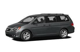 van honda 2010 honda odyssey minivan van lx passenger van exterior front