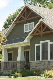 Exterior Home Painting Ideas Best 25 Craftsman Exterior Colors Ideas On Pinterest Outdoor