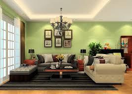 German Living Room Furniture German Living Room Sofa Background Wall Green Interior Design