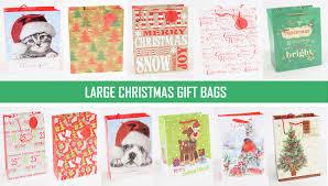 giant kraft christmas paper gift bag xmas gift bags ahoc ltd