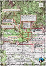 Road Map Utah by Hiking Sand Creek Falls Torrey Road Trip Ryan