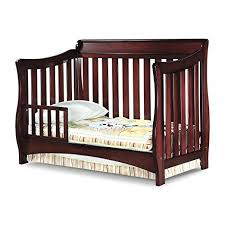 Delta Bentley Convertible Crib Delta Children Bentley S Series 4 In 1 Crib Black Cherry Espresso