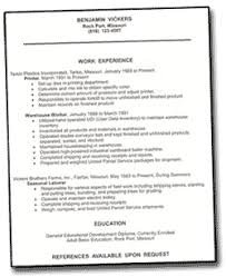 Examples Of Qualifications On A Resume by Resume Guide Missouri Business Development Program