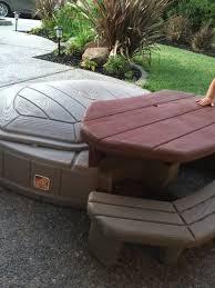 Playskool Picnic Table Step2 Sandbox And Picnic Table Sports U0026 Outdoors In San Jose Ca