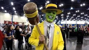 the mask costume jim carrey the mask costume comicpalooza 2015