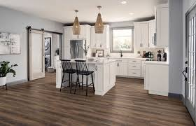 can i put cabinets on vinyl plank flooring meet realta plank flooring that can be installed on stairs