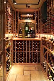 restaurant wine room storagr interior design of cesca enoteca and