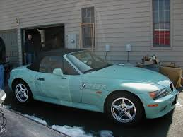 bmw z3 colors