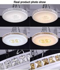 Kids Room Lighting Fixtures by Ultra Thin Surface Mounted Modern Led Ceiling Light For Living